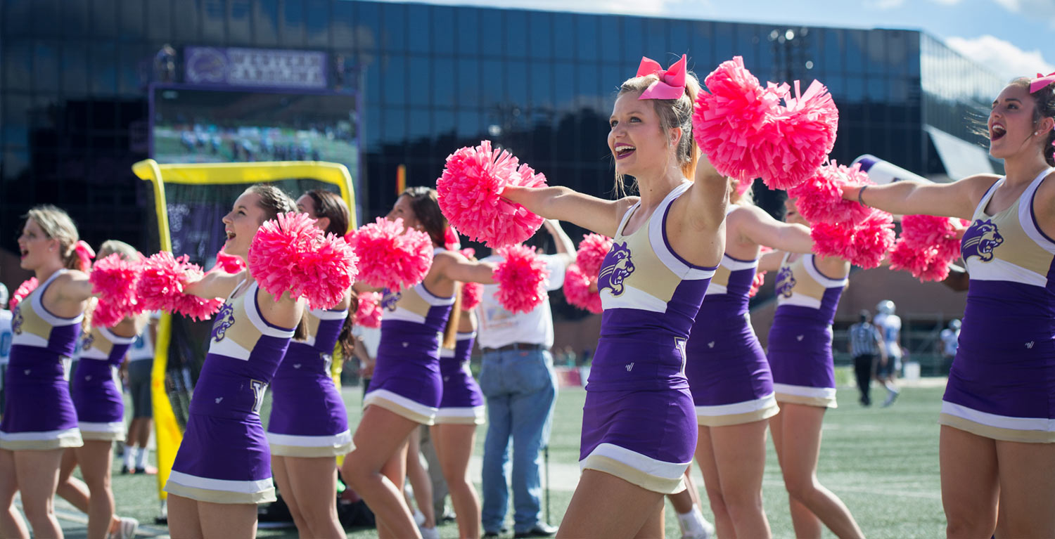 Catamount Cheerleaders